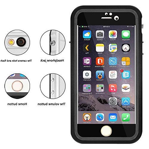 Aluminum Alloy iPhone Waterproof Waterproof SnowProof Shockproof Full Function iPhone