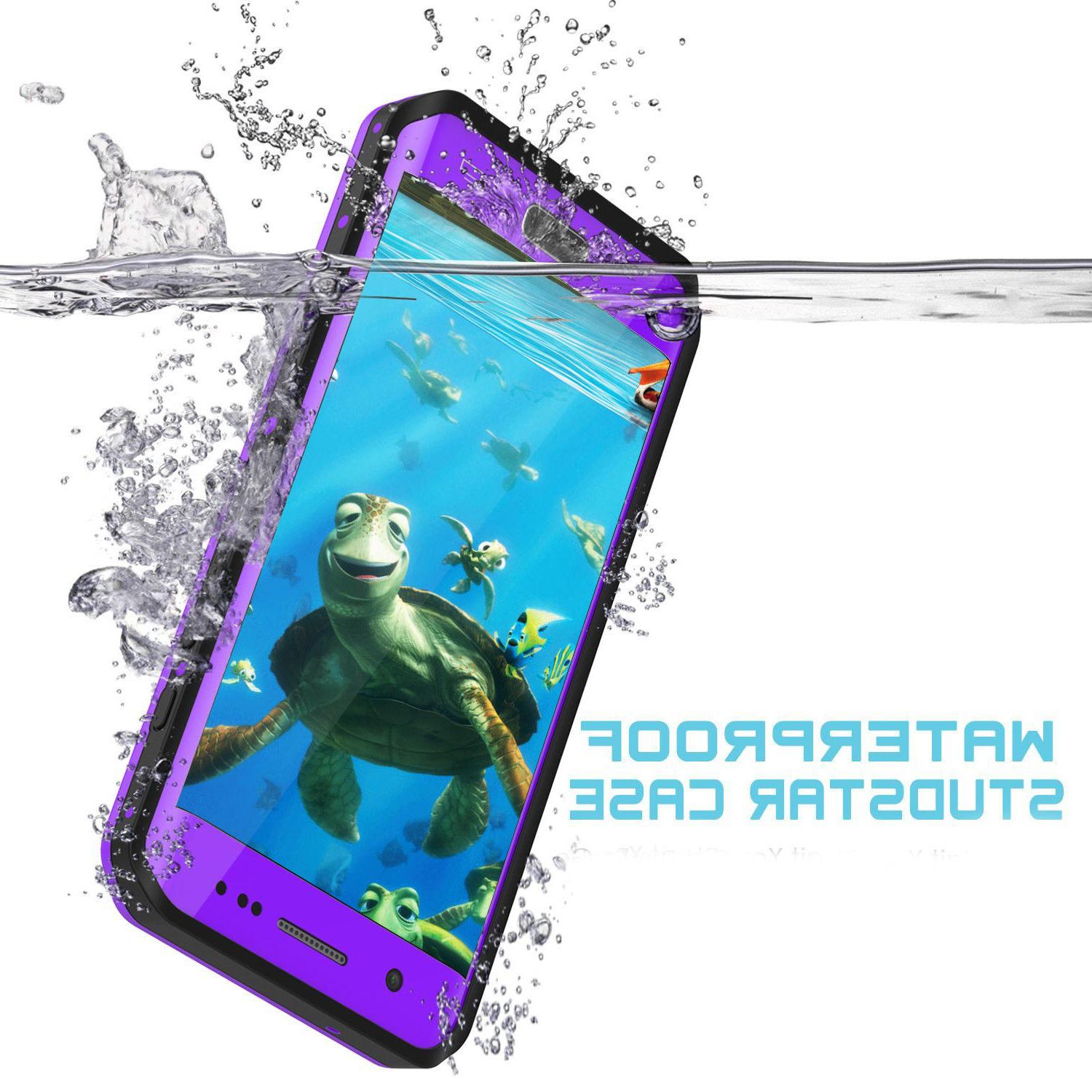 Anti-oil pollution For Samsung Edge Waterproof Case