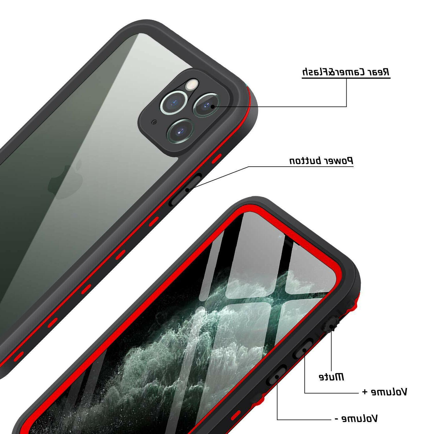 For 11 Pro Cover w/Built-in Screen 11