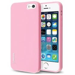 Apple iPhone 5/5S/SE Case, eForCity TPU Rubber Candy Skin Ca