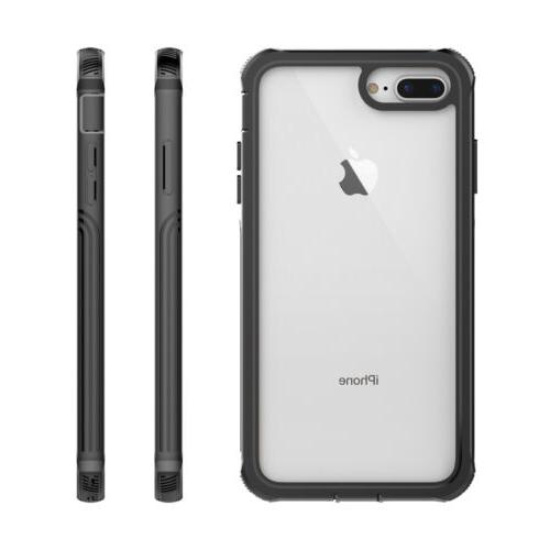 For Apple / Plus Case Shockproof w/ Screen Protector