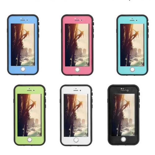 For Apple iPhone 8 Plus Cover with Built-in Protector