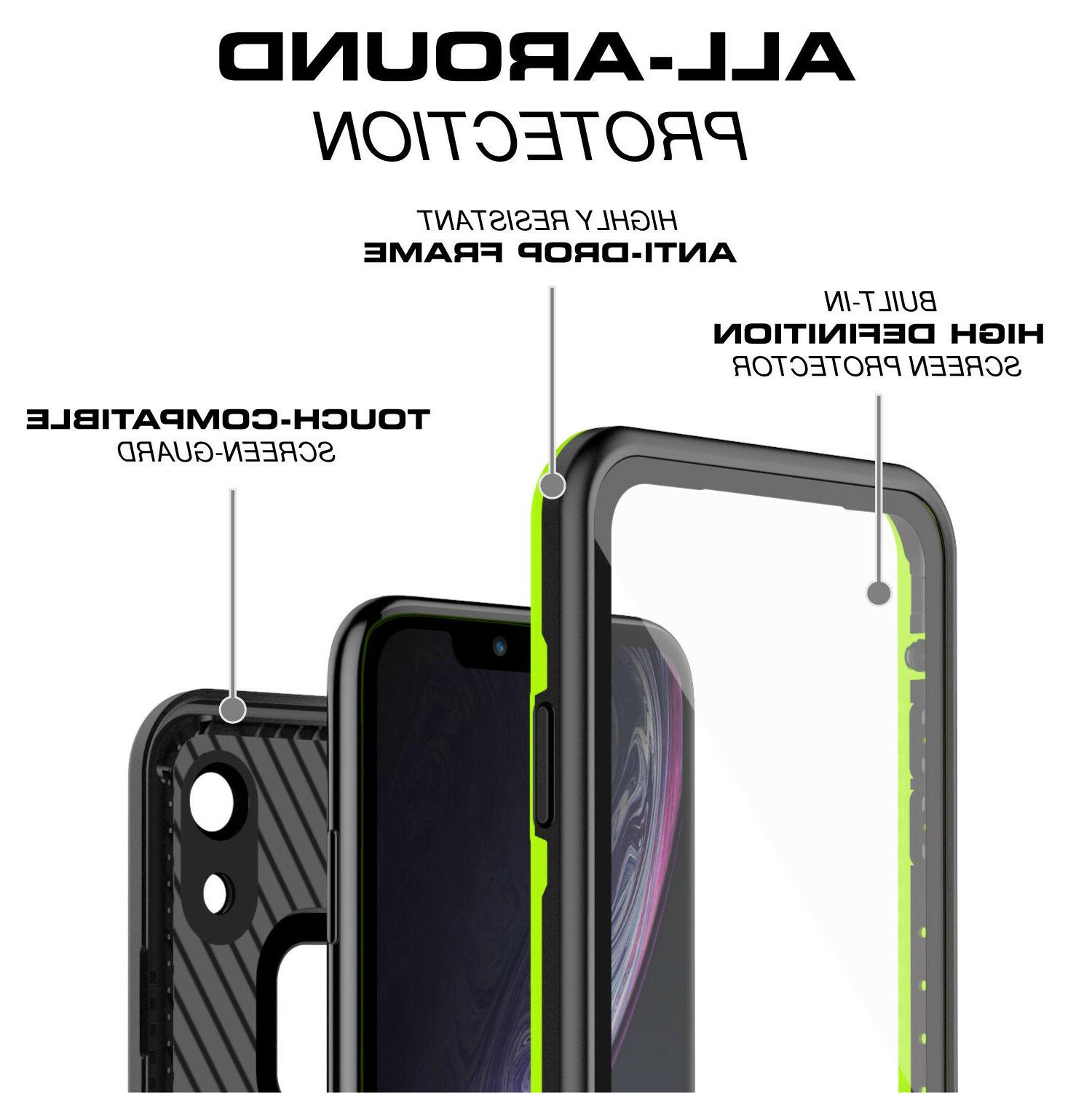 For Apple Xs Max Waterproof