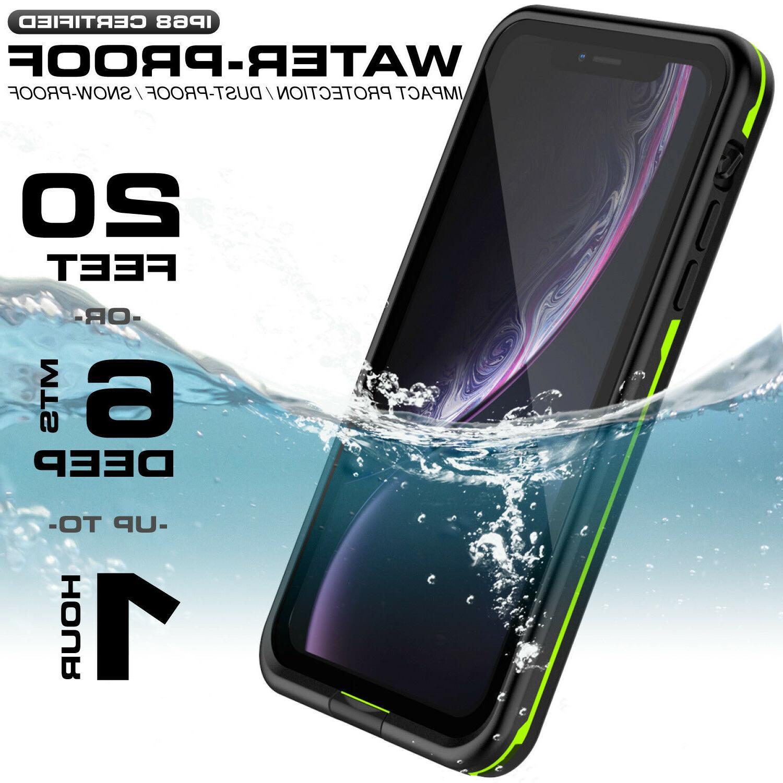 For Apple XR Xs Waterproof Dirtproof Snowproof