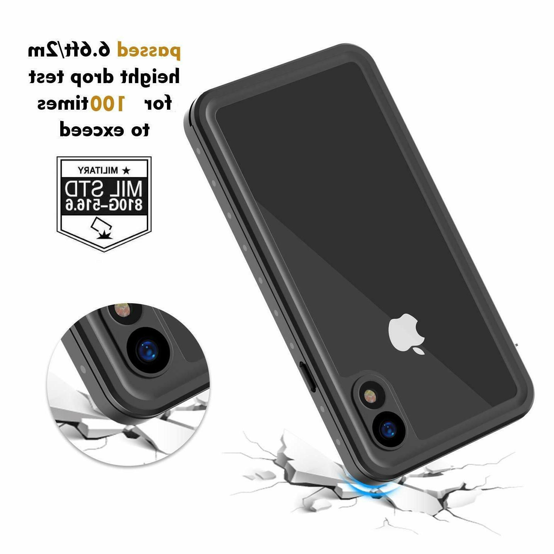 For Apple Life Waterproof Case Shockproof Dirtproof Max
