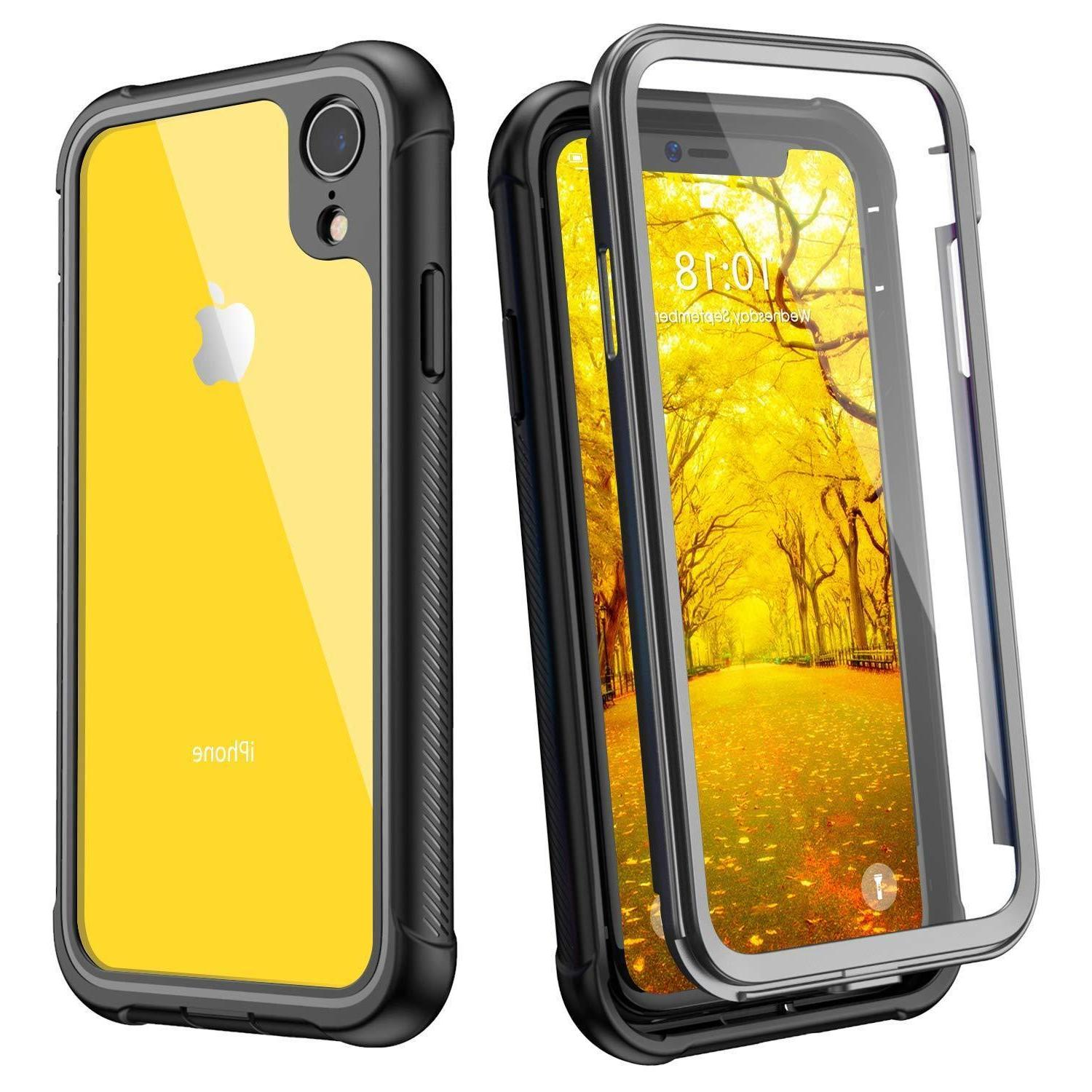 apple iphone xr life waterproof case