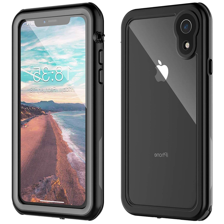 apple iphone xr waterproof case cover