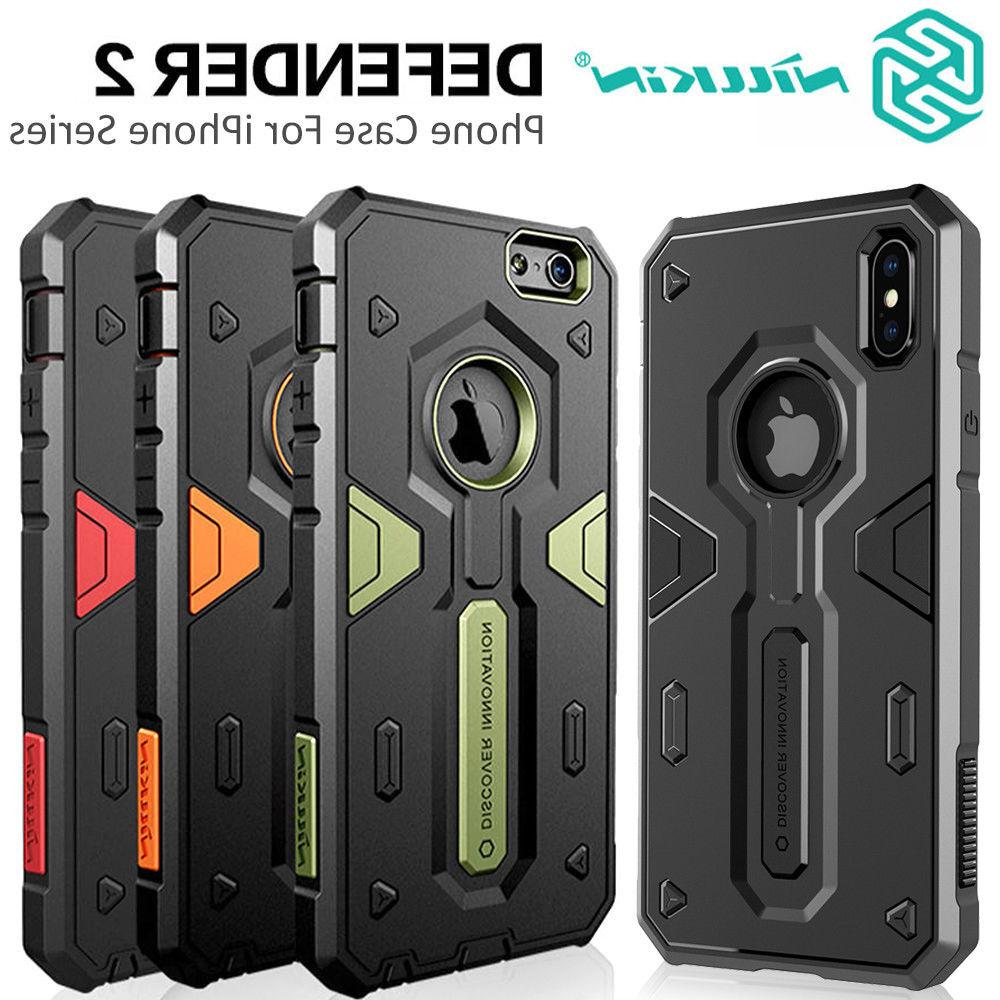 For Apple iPhone XS Max/XR/XS/X/8/7 Plus 6s Tough Shockproof