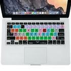 XSKN Apple Logic Pro X 10 Shortcut Design Silicone Keyboard