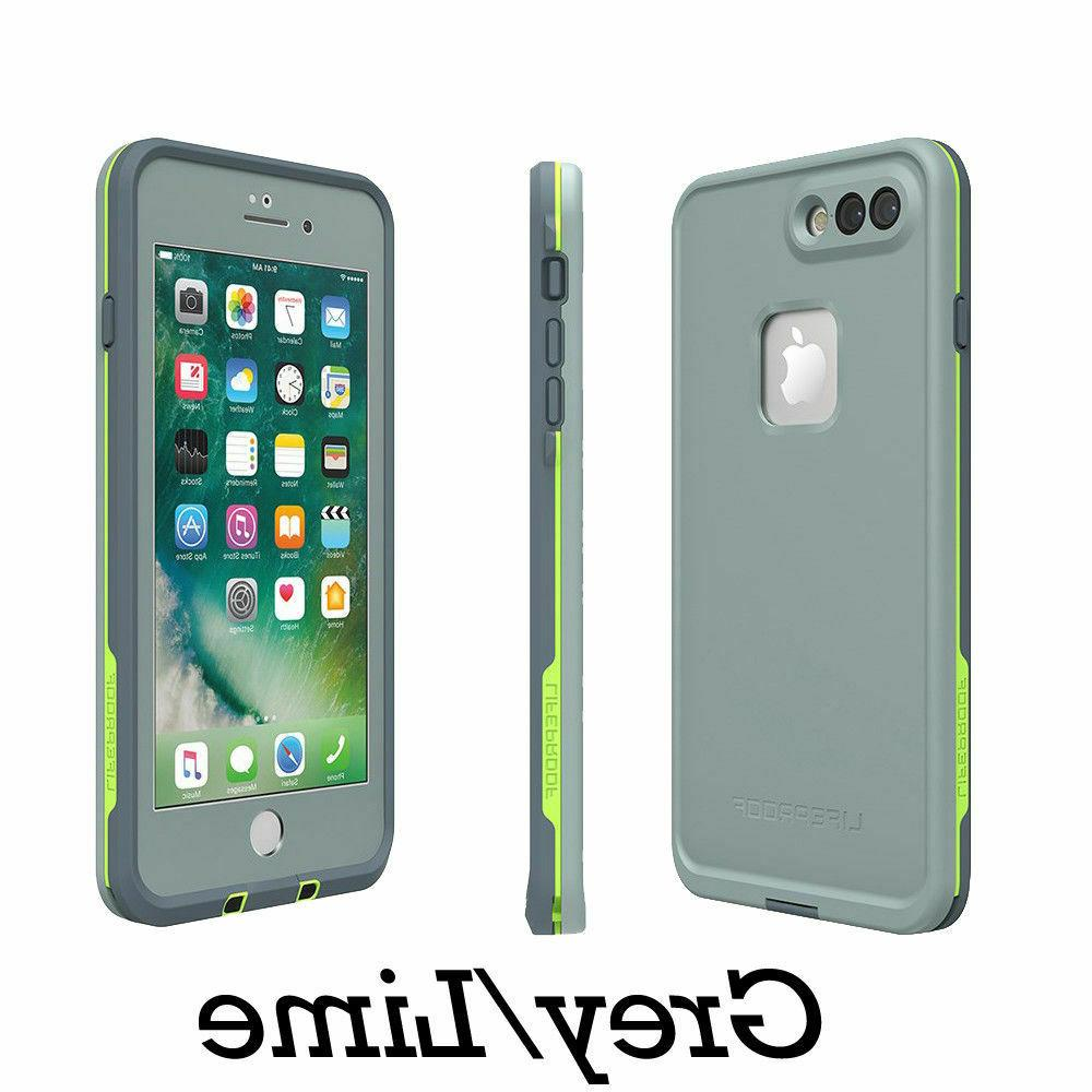 Brand Lifeproof FRĒ SERIES Waterproof Case for iPhone 8 Plu