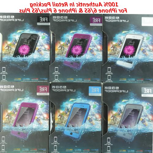Authentic LifeProof Fre WaterProof Case For Apple iPhone 6/6