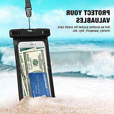 """Bag Waterproof Dry Cellphone 6"""""""