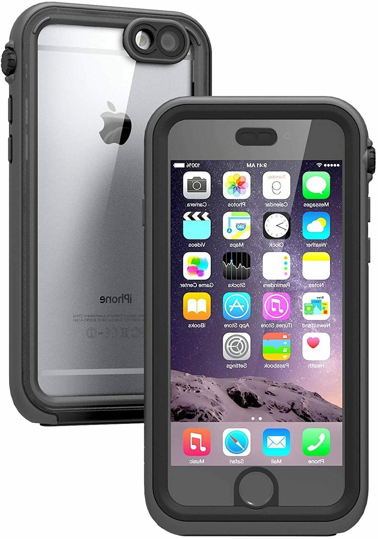 Catalyst Black iphone 6 6S Plus Waterproof case