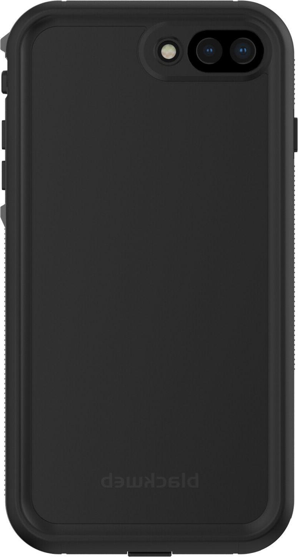 Blackweb Waterproof Phone Case for iPhone 7PLUS/8 PLUS - Bla