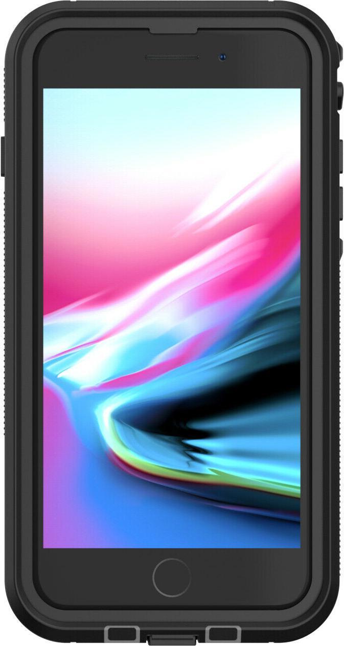 Blackweb Waterproof Case for iPhone 7PLUS/8 PLUS - Black