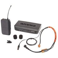 Shure BLX14SM31-H9 Wireless System with SM31FH Fitness Heads