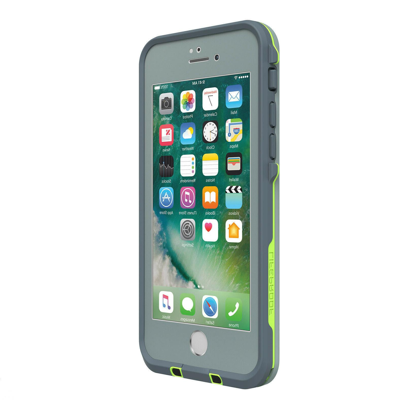 Brand Waterproof Case for iPhone 8 iPhone 7 Plus