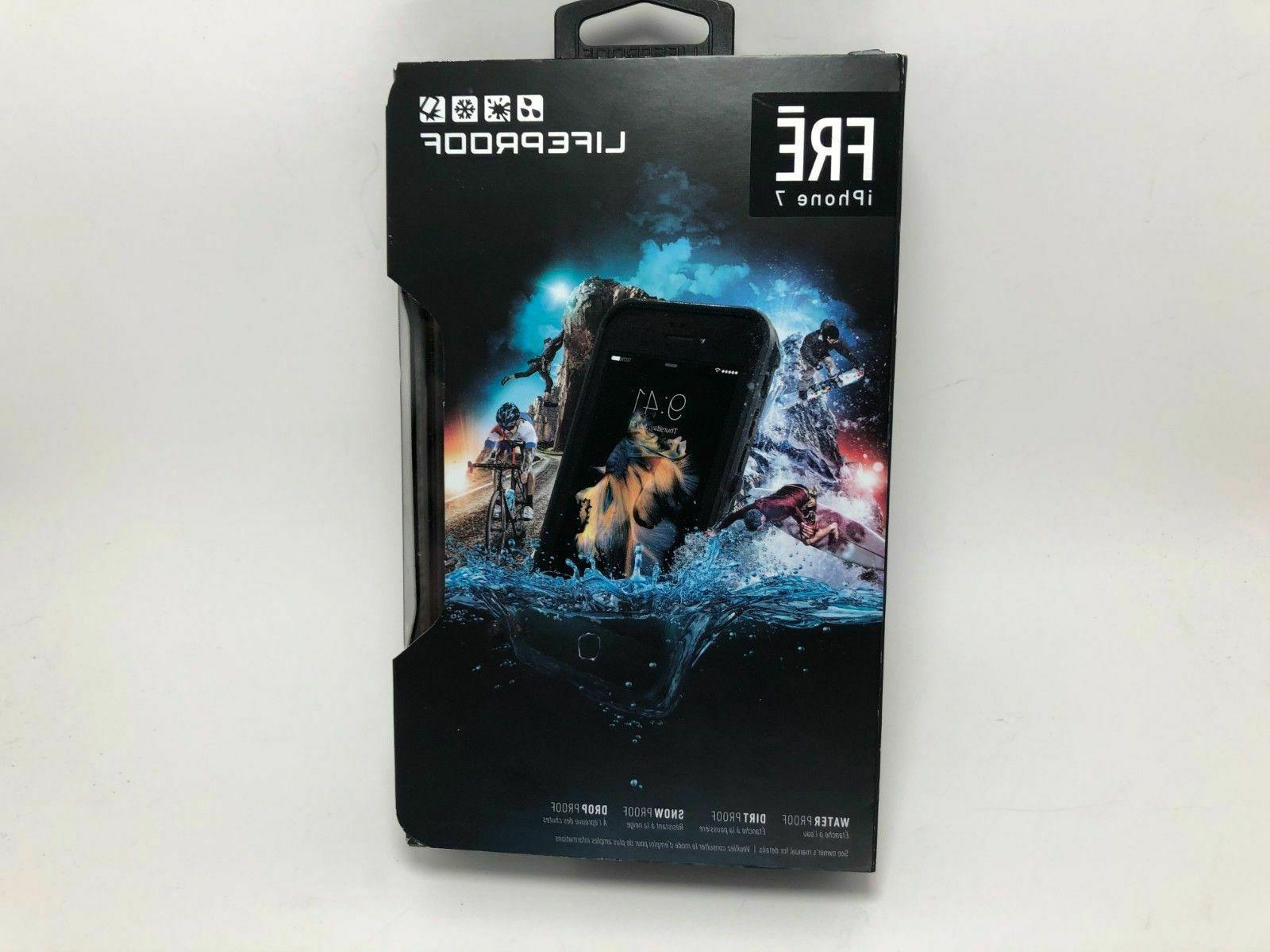 Authentic LifeProof FRE Waterproof Case for iPhone 7 iPhone