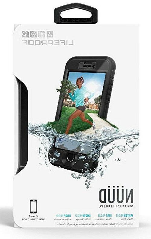 brand new nuud waterproof sereis case
