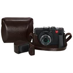 Leica Carrying Case for Camera - Mocca - Hand Grip