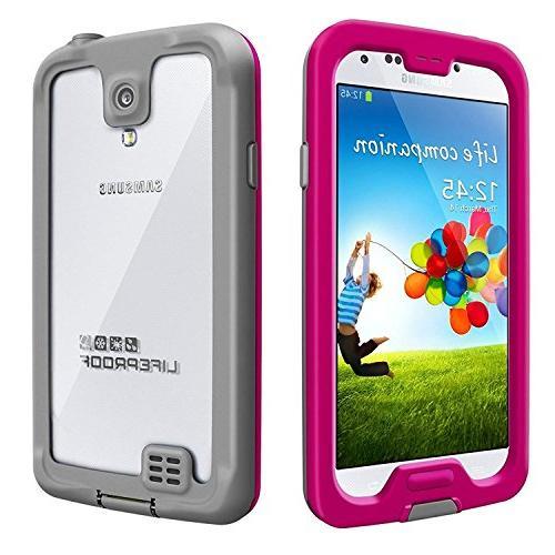 LifeProof Case 1801-03 for Samsung Galaxy - Magenta/Gray