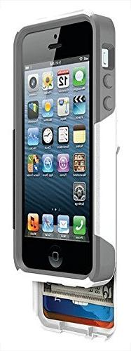 OtterBox COMMUTER WALLET SERIES Case for iPhone 5/5s/SE - Re