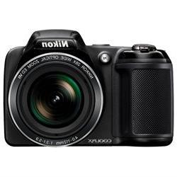 Nikon Coolpix L340 Digital Camera