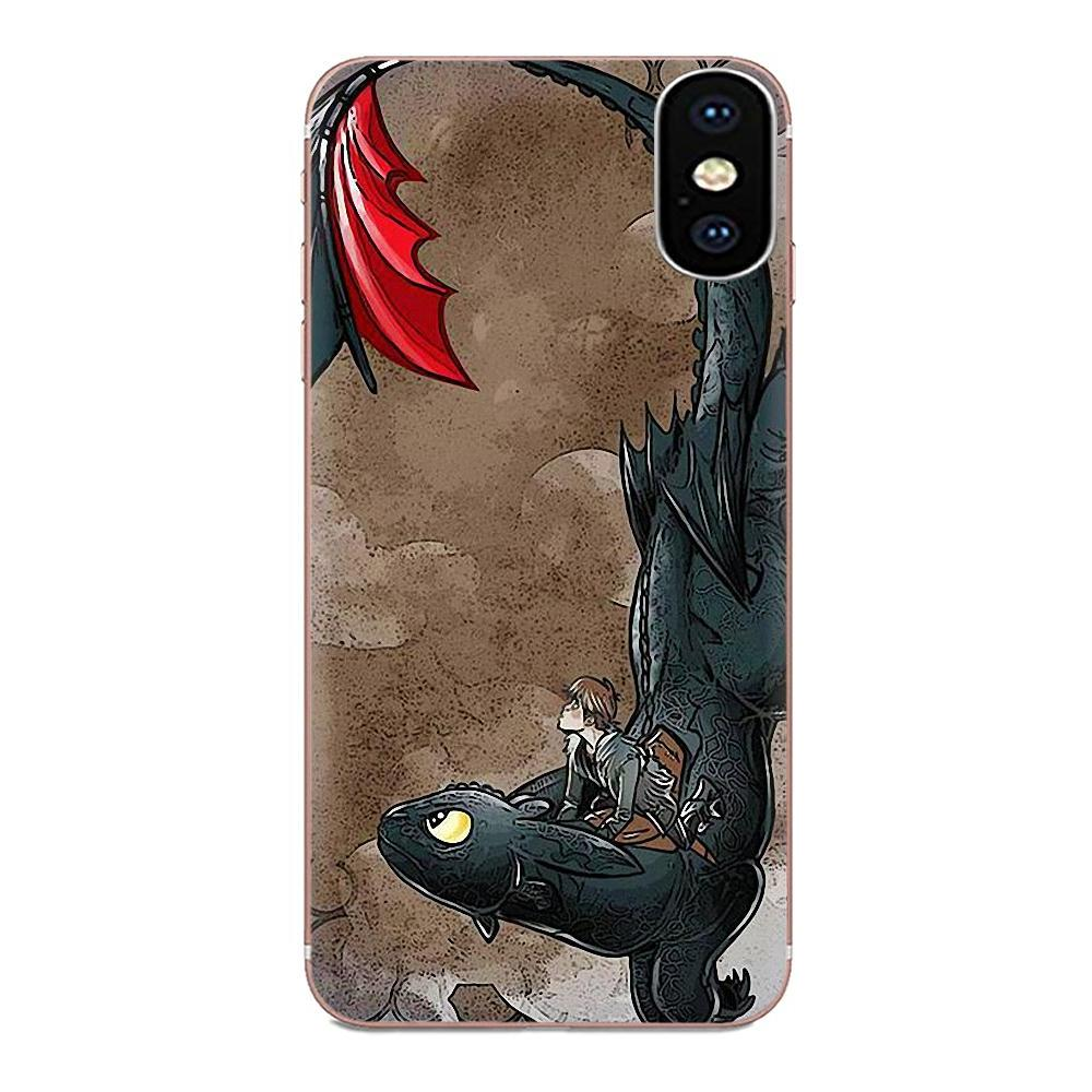 Coque Toothless <font><b>Galaxy</b></font> A3 A9 Plus 2016 2018