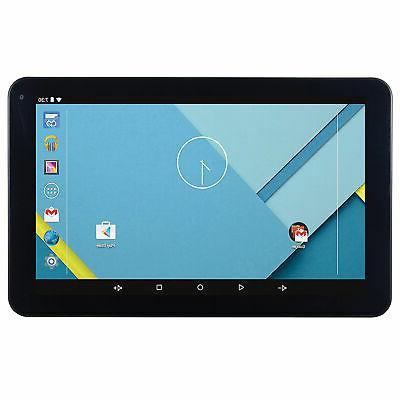 Craig 8GB Android Tablet Quad 1GB Cams Blue Case Bundle