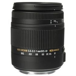 Sigma 18-250mm f3.5-6.3 DC MACRO OS HSM for Canon Digital SL