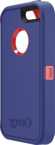OtterBox DEFENDER SERIES Case for iPhone 5/5s/SE - Retail Pa