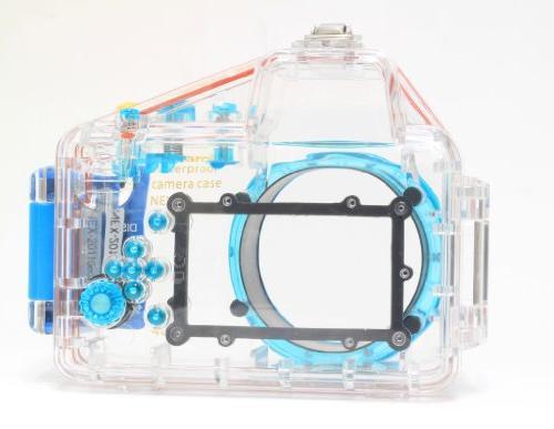 Polaroid Dive Waterproof Underwater Sony Alpha Digital Camera A Lens