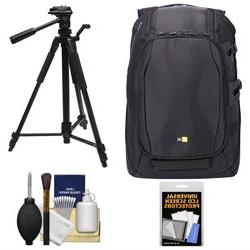 Case Logic DSB-102 Luminosity Digital SLR Camera Backpack Ca