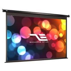 Elite Screens Spectrum 100 inch 16 9 4K Home Theater Electri