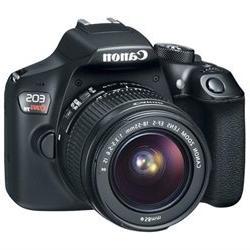 Canon EOS Rebel T6 18 Megapixel Digital SLR Camera with Lens