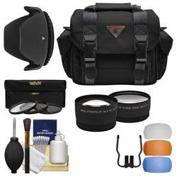 Essentials Bundle for Canon EOS Rebel T4i, T5i, T6s, T6i & 1