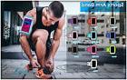 Exercise Running Jogging GYM Armband Case Cover Holder for i