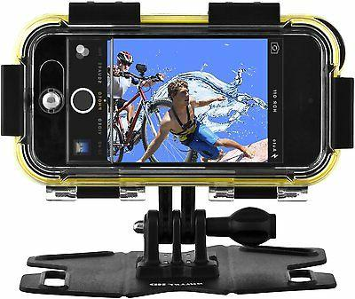 POLAROID Extreme Sports Action Waterproof Case w Mount for i