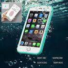 FAST SHIPPING WATERPROOF RUBBER TPU SOFT CASE FULL COVER FOR