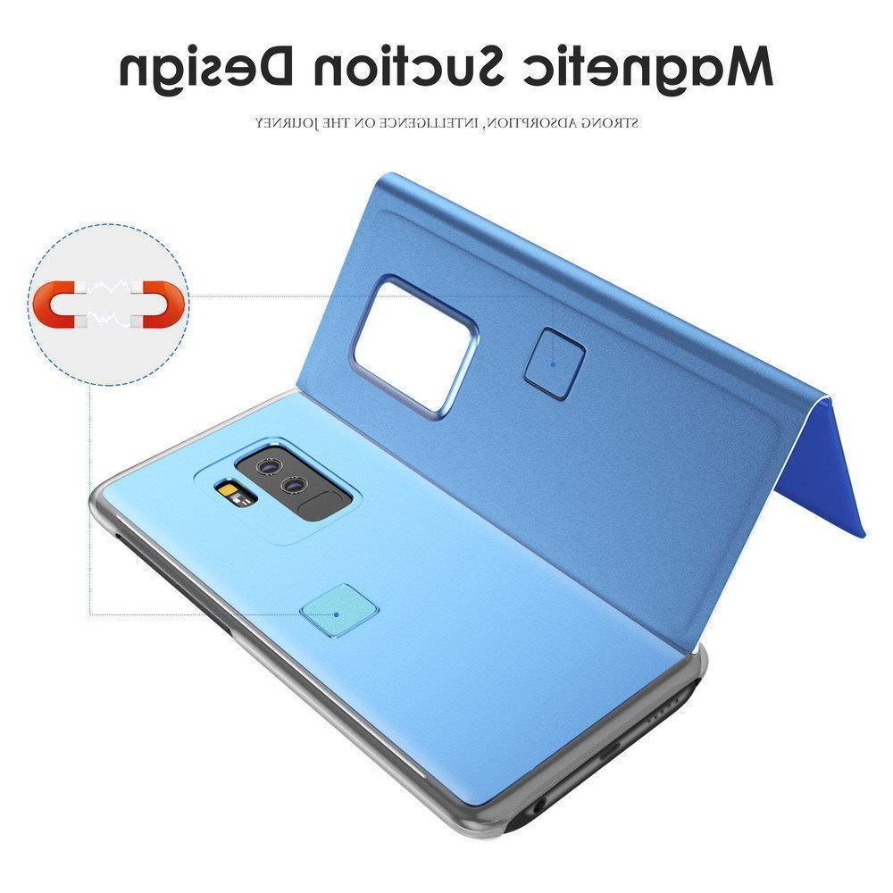 Flip Smart Samsung Galaxy Edge / Mirror Cover