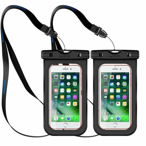 2 Underwater Pouch Bag iPhone