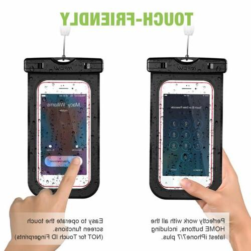 MPOW Floating Bag Underwater Phone Cover New