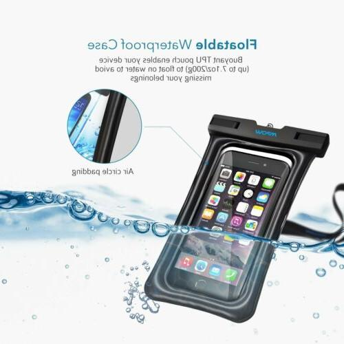 1 2 Floating Pouch Dry Case Cover For