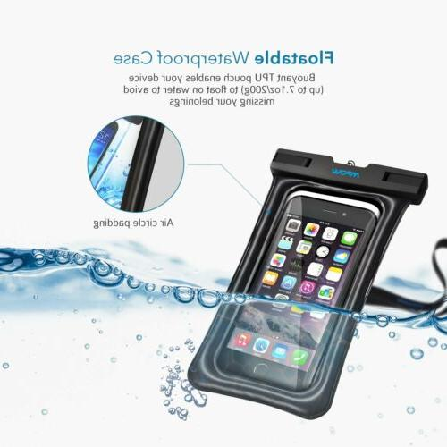 IPX8 Waterproof Pouch Underwater