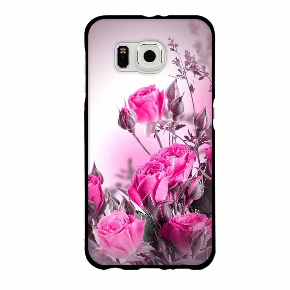 For <font><b>Samsung</b></font> <font><b>S6</b></font> S7 <font><b>Edge</b></font> Soft Silicone Cover Cat Pattern Cute Cat Shell <font><b>Samsung</b></font> <font><b>S6</b></font> S7 8 Phone