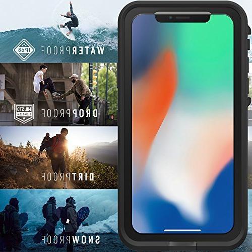 Lifeproof FRĒ SERIES Waterproof Case for iPhone - Packaging DROP IN
