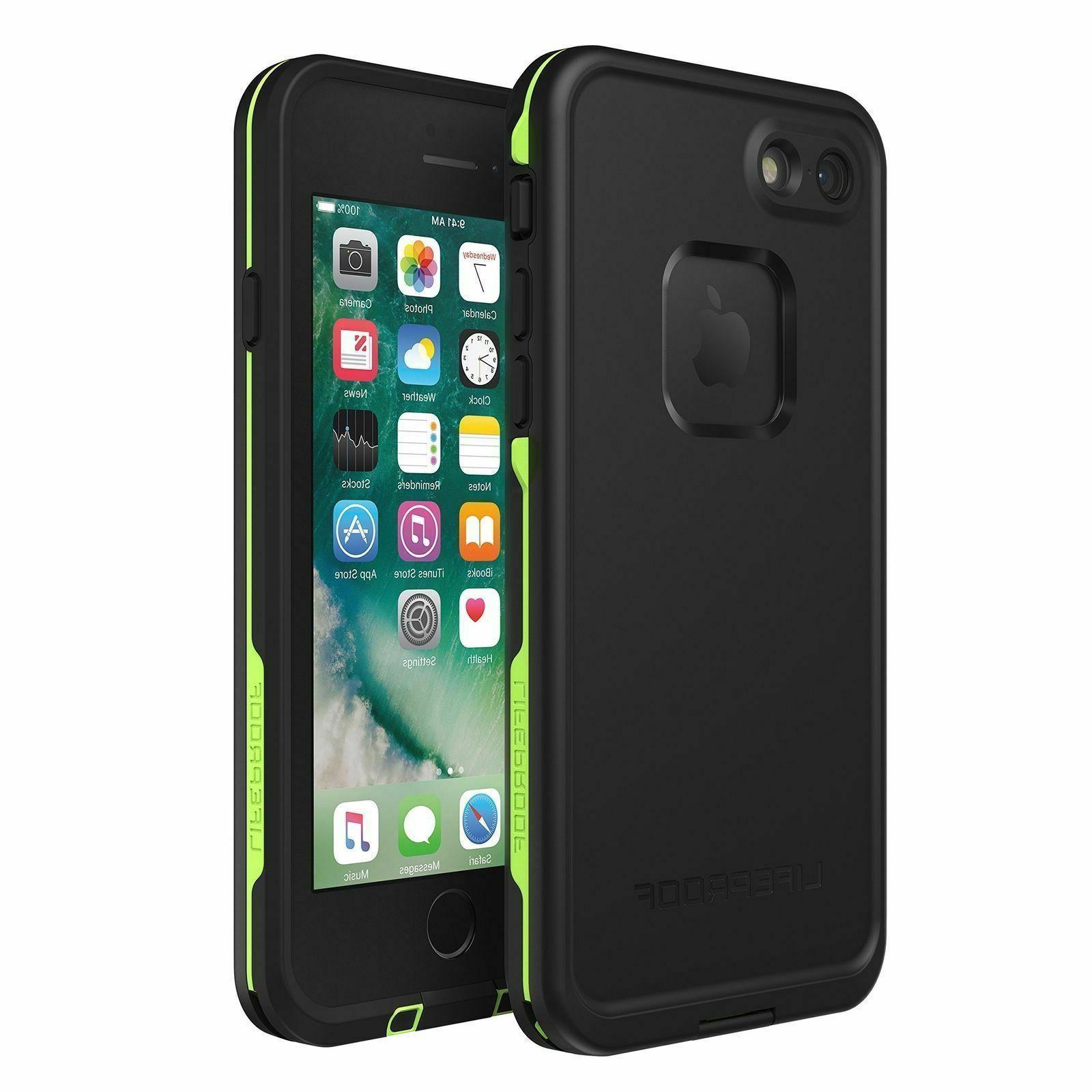 Lifeproof FRĒ SERIES Waterproof Case for iPhone 8 & 7  - Re