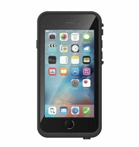 Lifeproof FRE Waterproof Case for iPhone 6/6s  - Black Color