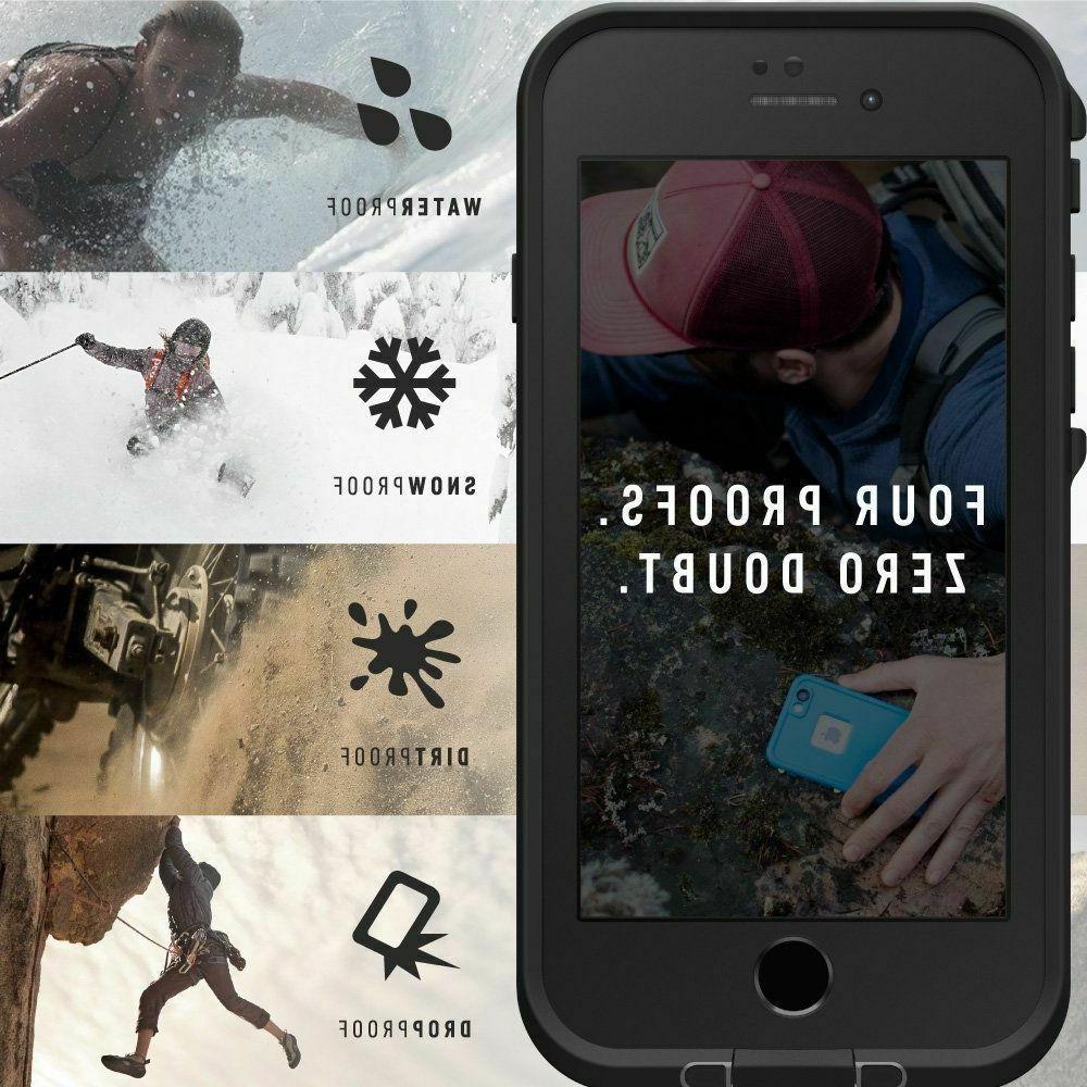 "Brand LifeProof Case iPhone iPhone 7 Asphalt 4.7"" New"
