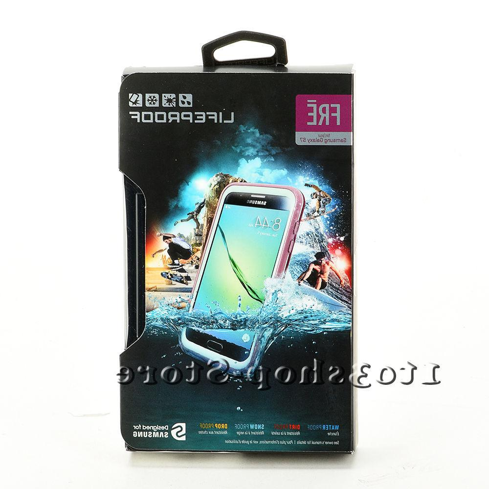 LifeProof FRE Hard Samsung S7 NEW